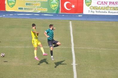TFF 3. Lig Açıklaması Osmaniyespor FK Açıklaması 3 - Malatya Yeşilyurt Belediyespor Açıklaması 1