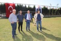İSMAİL BALABAN - Turgutlu'da Yağlı Güreş Heyecanı