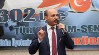 Ziya Selçuk - Türk-Eğitim Sen Genel Başkanı Talip Geylan Açıklaması