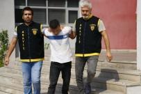 Uslanmaz Hırsız Suç Üstü Yakalandı