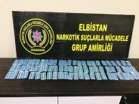 Uyuşturucu Hapla Yakalanan 5 Şüpheliden 2'Si Tutuklandı