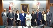 Ruhsar Pekcan - Zeytin Ve Zeytinyağı İhracatçıları Bakan Pekcan'dan Destek İstedi