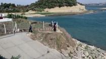 ÇATALAN - Adana'da Baraj Göletine Düşen Genç Kız Boğuldu