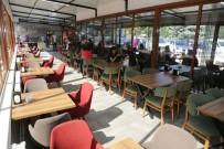 Anadolu Hastanesi Önündeki Kafeteryayı Artık Odunpazarı İşletiyor