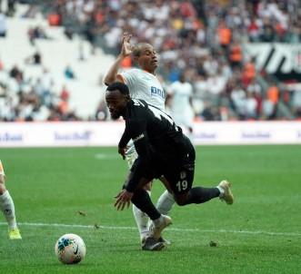 Beşiktaş - Aytemiz Alanyaspor: 2-0