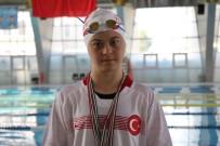 YÜZME HAVUZU - Down Sendromlu Milli Sporcunun Hedefi Dünya Şampiyonluğu