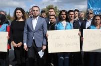 KADINA ŞİDDET - Eskişehir Ülkü Ocaklarından 'Kadına Şiddet' Ve 'Çocuk İstismarı' Açıklaması