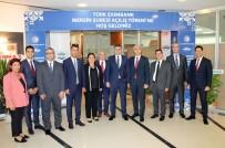 Eximbank, Mersinli KOBİ'lere İhracatta Doping Sağlayacak