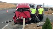 Gaziantep'te Trafik Kazası Açıklaması 12 Yaralı
