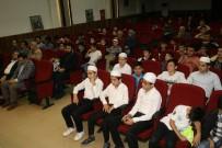 Hafızlık Yarışmasında Dereceye Giren Öğrenciler Ödüllendirildi