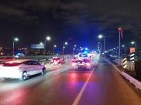 E5 KARAYOLU - Haliç Köprüsü Üzerinde Kaza; 1 Ölü