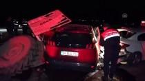 MUSTAFA BULUT - Kırıkkale'de Trafik Kazası Açıklaması 1 Ölü, 1 Yaralı