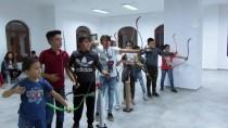 Sandıklı'da 'Geleneksel Türk Okçuluğu' Kursu