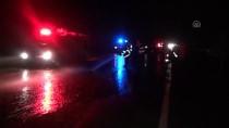 Şanlıurfa'da Otomobil Koyun Sürüsüne Çarptı