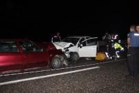 Sinop'ta Feci Kaza Açıklaması 2 Ölü, 2 Yaralı