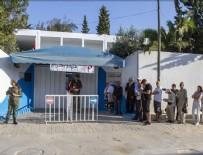 SEÇİM KANUNU - Tunus'ta halk parlamento seçimi için sandık başında