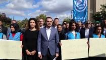 ÜLKÜCÜ - Ülkü Ocaklarından 'Kadına Yönelik Şiddete' Karşı Farkındalık Etkinliği