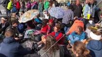 ARBEDE - Avusturya'da 'İklim Değişikliği'ne Karşı İşgal Eylemleri