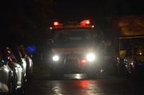 Bakırköy'de Aynı Evde Kalan İki Kişi Tartıştıktan Sonra Evde Yangın Çıkardı