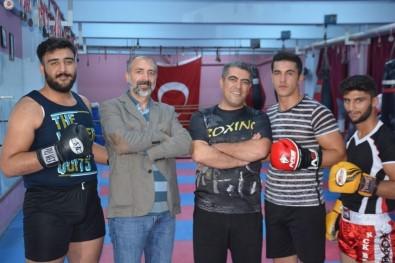 Bitlisli Sporcular Dünya Şampiyonasına Hazırlanıyor