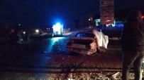 Bursa'da Feci Kaza Açıklaması 2 Ölü, 2 Yaralı