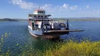 Elazığ-Çemişgezek Arası Feribot Seferlerine Kış Düzenlemesi