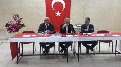 Hadi Özışık Ve Süleyman Özışık, Tuzluca'da Konferansa Katıldı