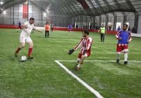 SALIH AYHAN - İl Protokolü İle Din Görevlileri Futbol Maçında Karşılaştı
