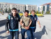 UZAKLAŞTIRMA CEZASI - Karısını Öldüren Şahıs Tutuklandı