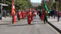Kırıkkale'de 'Amatör Spor Haftası' Kortej Yürüyüşü İle Başladı