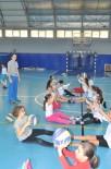 YÜZME HAVUZU - Kış Spor Okulları'nda Yeni Dönem Başladı