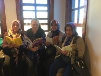 Koca Çınarlar Atatol Behramoğlu Kitaplığını Gezdi