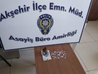 Konya'da Uyuşturucu Baskını Açıklaması 1 Gözaltı