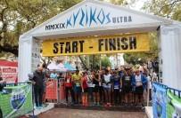 Kyzikos ultra maratonu sona erdi