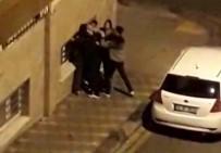 Mahalleyi Ayağa Kaldıran Kavga Kamerada