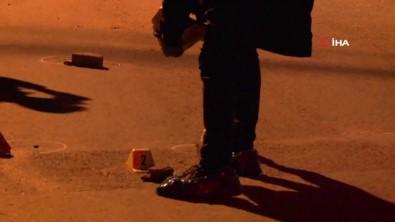 Maltepe'de İki Grup Arasında Çıkan Silahlı Çatışma Kamerada