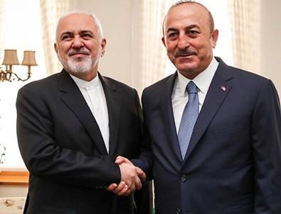 Mevlüt Çavuşoğlu İranlı mevkidaşıyla görüştü
