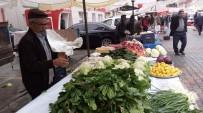 ORGANİK ÜRÜN - Organik Ürünlerin Satıldığı Pazara İlgi