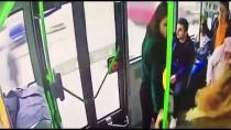 Otobüsünde Rahatsızlanan Yolcuyu Hastaneye Yetiştirdi