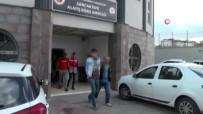 Pakistanlı Şahsı Kaçırıp 15 Bin Euro Fidye İsteyen Şahıslar Yakalandı