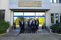 TÜRKIYE KALITE DERNEĞI - Sakarya Üniversitesi İle PİKDER Arasında İşbirliği