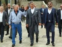 Sedat Peker Karadağ'da Telman İsmailov'un misafiri oldu