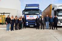 YARDIM TALEBİ - Tekirdağ'dan Arnavutluk'a Yardım Eli