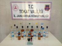 TANOBA - Tokat Ve Amasya'da Eş Zamanlı Sahte İçki Operasyonu