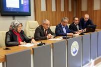 Yahyalı'da Ekim Ayı Meclis Toplantısı Yapıldı