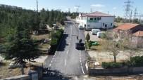 Yozgat'ta Asfalt, Kaldırım Ve Çevre Düzenlemesi Çalışması Yapıldı