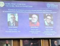 STOCKHOLM - 2019 Nobel Fizik Ödülü sahiplerini buldu