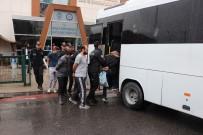 3 Yılda 42 Araç Çalan Çetenin 11 Üyesi Tutuklandı