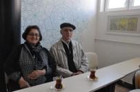TÜRK KÜLTÜRÜ - 70 Yaşındaki Şkriyel Çiftinin Türkçe Mutluluğu