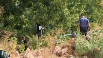 Antalya'da Arazide Erkek Cesedi Bulundu
